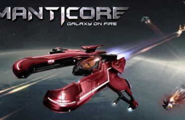 Manticore – Galaxy on Fire komt naar de Nintendo Switch – Trailer