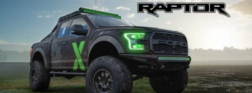 Forza Motorsport 7 – Ford F-150 Raptor Xbox One X Edition Trailer