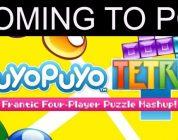 Puyo Puyo Tetris komt naar pc – Trailer