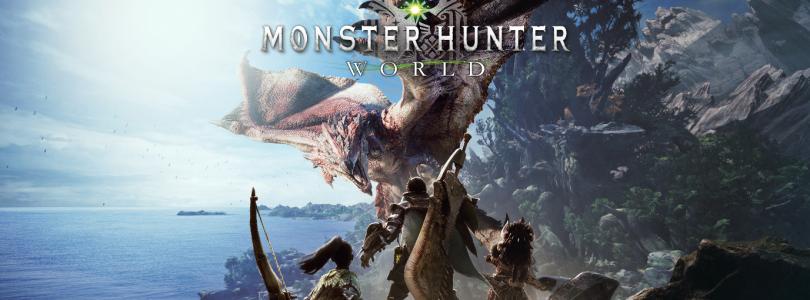 Monster Hunter World: Iceborne verschijnt in september