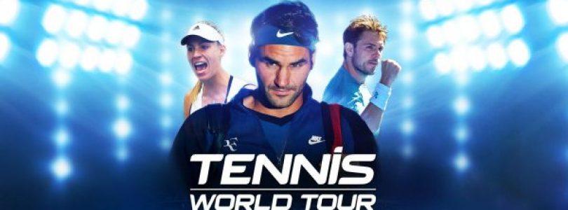 Tennis World Tour – Ontdek de bijzonder realistische Career-modus