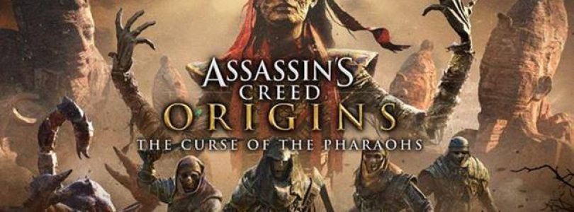 The Curse of the Pharaohs DLC voor Assassin's Creed Origins is vanaf morgen verkrijgbaar – Trailer