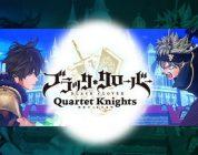 Open bèta Black Clover: Quartet Knights: Vecht voor het magische koninkrijk vanaf 17 augustus tot 20 augustus