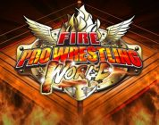 Fire Pro Wrestling World – GDC 2018 Trailer