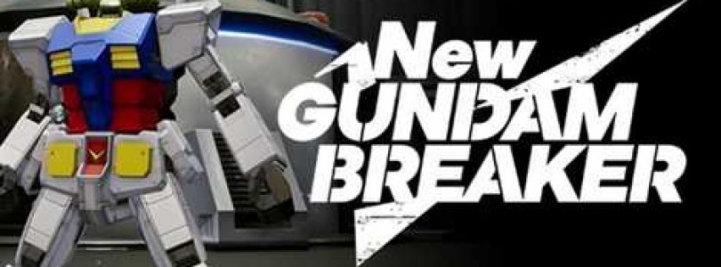 New Gundam Breaker volgende week naar Steam