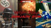 Januari 2018 in beeld – Verjim Plays
