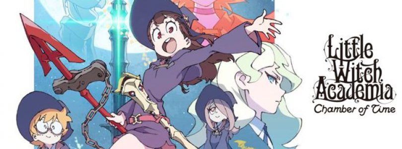 Exclusieve minigame als PSN pre-order bonus voor Little Witch Academia: Chamber of Time