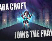 Lara Croft arriveert in Final Fantasy Brave Exvius – Trailer