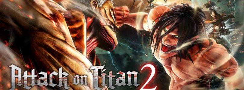 Japanse Attack on Titan 2 trailer toont Conny en Sasha
