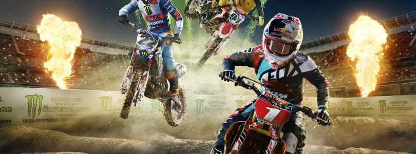 Monster Energy Supercross – Compound is nu verkrijgbaar – Trailer