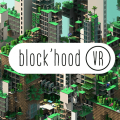 Launch trailer voor Block'hood VR