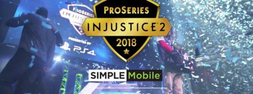Tweede seizoen e-sportprogramma Injustice 2 Pro Series 2018 aangekondigd – Trailer