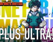 Nieuwe gameplay onthuld voor My Hero One's Justice – Trailer