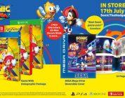 Sonic Mania Plus sprint 17 juli naar de winkels