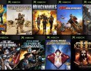 Klassieke Star Wars-games en meer nu speelbaar op Xbox One