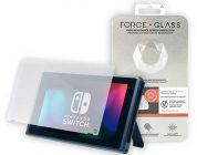FORCE GLASS: De eerste screenprotector met levenslange garantie, nu verkrijgbaar voor Nintendo Switch