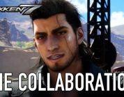 Noctis in Tekken 7 behind the scenes interview – Video