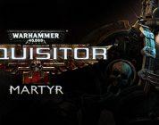 Lanceringstrailer consoleversie van Warhammer 40,000: Inquisitor – Martyr onthuld