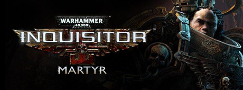 Warhammer 40,000: Inquisitor – Martyr verkrijgbaar vanaf 5 juni