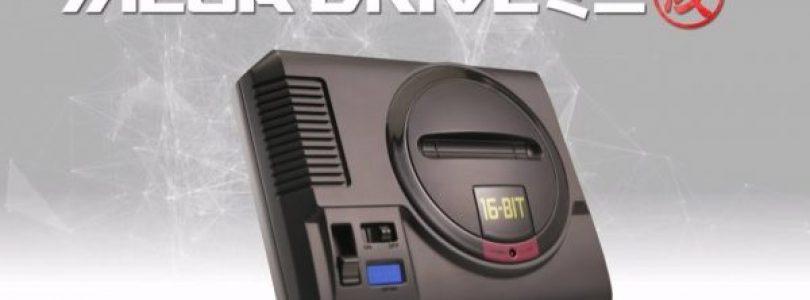 Mega Drive Mini aangekondigd