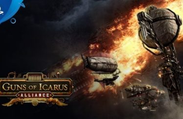 Nieuwe gameplay trailer voor Guns of Icarus Alliance