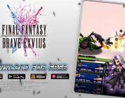 Sephiroth daalt neer op Final Fantasy Brave Exvius