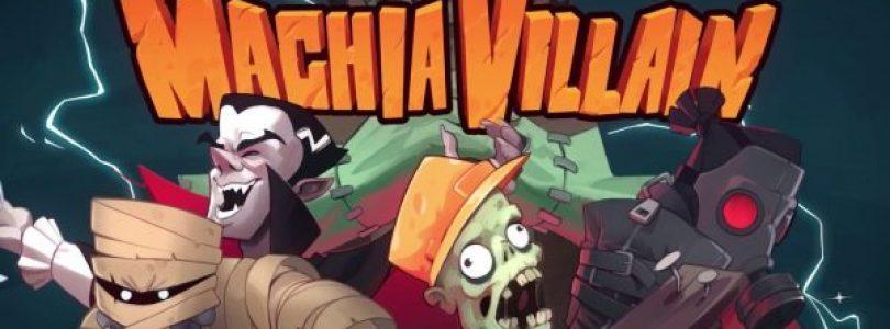 MachiaVillain komt deze maand nog naar PC, Mac en Linux – Trailer
