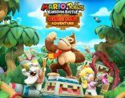 Mario + Rabbids Kingdom Battle – Donkey Kong Adventure – Gameplay Trailer