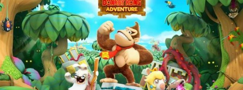 Mario + Rabbids Kingdom Battle – Donkey Kong Adventure – Gameplay Trailer