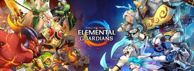 Might & Magic Elemental Guardians nu beschikbaar – Trailer