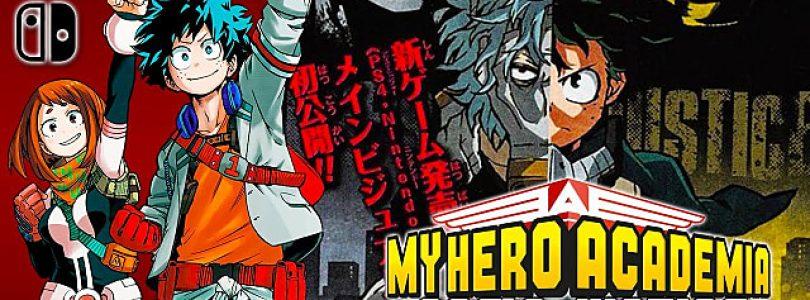 [E3] My Hero One's Justice komt in oktober naar consoles – Trailer