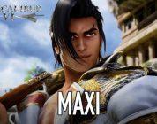 Maxi keert terug in SoulCalibur VI