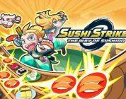 Strijd met de kracht van sushi in Sushi Striker: The Way of Sushido voor Nintendo Switch en Nintendo 3DS