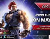 Akuma als special guest en Jin als nieuw personage vervoegen het gevecht in TEKKEN Mobile – Trailer