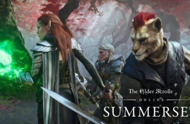 Nieuw Summerset Hoofdstuk lanceert vandaag op pc/Mac in Early Access voor The Elder Scrolls Online
