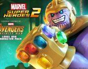 Lego Marvel Super Heroes 2: Avengers Infinity War DLC