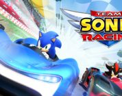 Race met Sonic en zijn vrienden langs het strand op de nieuwste racebaan en muziek voor Team Sonic Racing