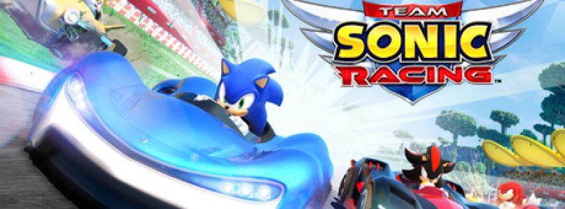 Producer Team Sonic Racing neemt fans mee voor een rit in nieuwe video van Tokyo Game Show 2018