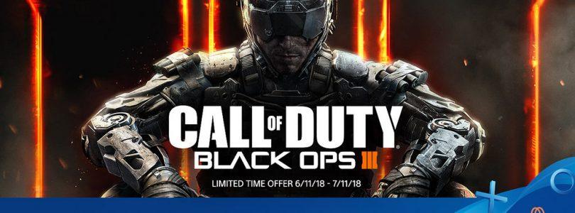 Black Ops 3 extra gratis game voor PS Plus deze maand!