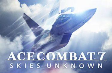 Ace Combat 7 brengt twee missies in beeld