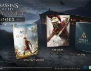Nieuwe publicaties breiden het universum van Assassin's Creed Odyssey uit