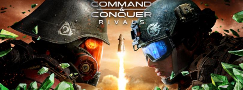 [E3] EA kondigt Command & Conquer: Rivals aan voor iOS en Android – Trailer