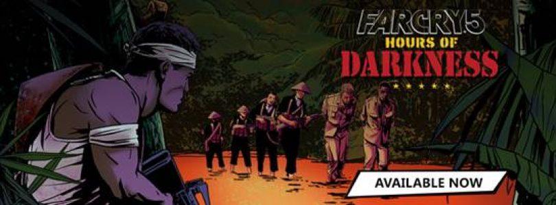 Far Cry 5 – – Hours of Darkness vanaf nu verkrijgbaar – Trailer