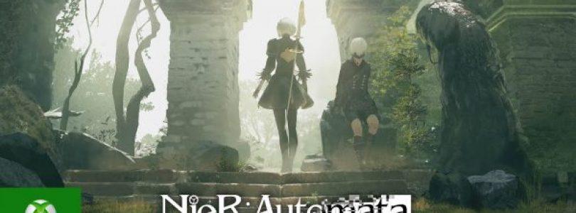 [E3] Nier Automata komt later deze maand naar Xbox One – Trailer
