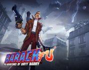 Barack Fu: The Adventures of Dirty Barry officieel onthuld als bonusgame voor Shaq Fu: A Legend Reborn