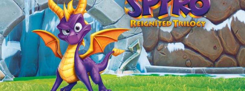 [E3] Meer gameplay van Spyro The Dragon: Reignited Trilogy getoond