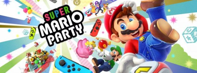 [E3] Super Mario Party onthuld voor Nintendo Switch – Trailer