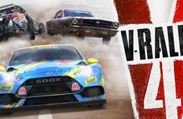 Nieuwe gameplay-video en releasedatum onthuld van V-Rally 4