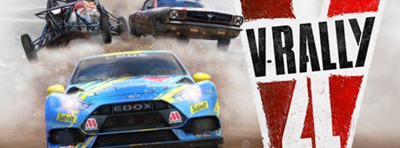 V-Rally 4 is nu verkrijgbaar voor Nintendo Switch – Trailer