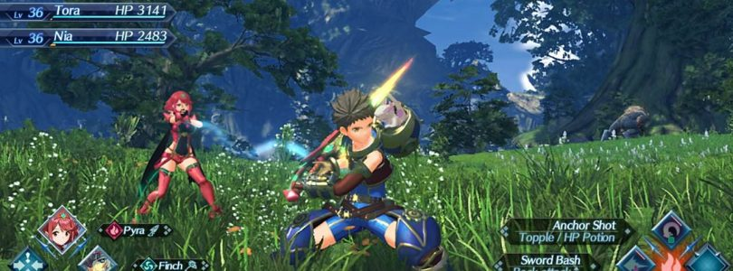 Xenoblade Chronicles en Tokyo Mirage Sessions #FE naar Switch